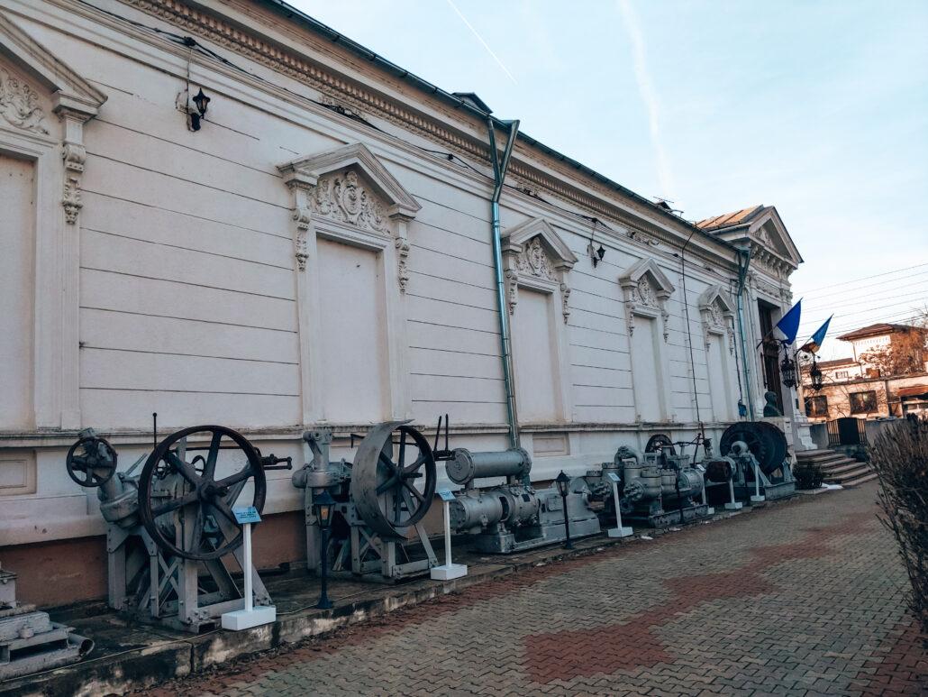 Muzeul Petrolului Ploiesti