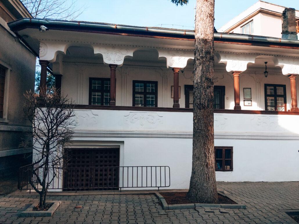 muzeul IL Caragiale